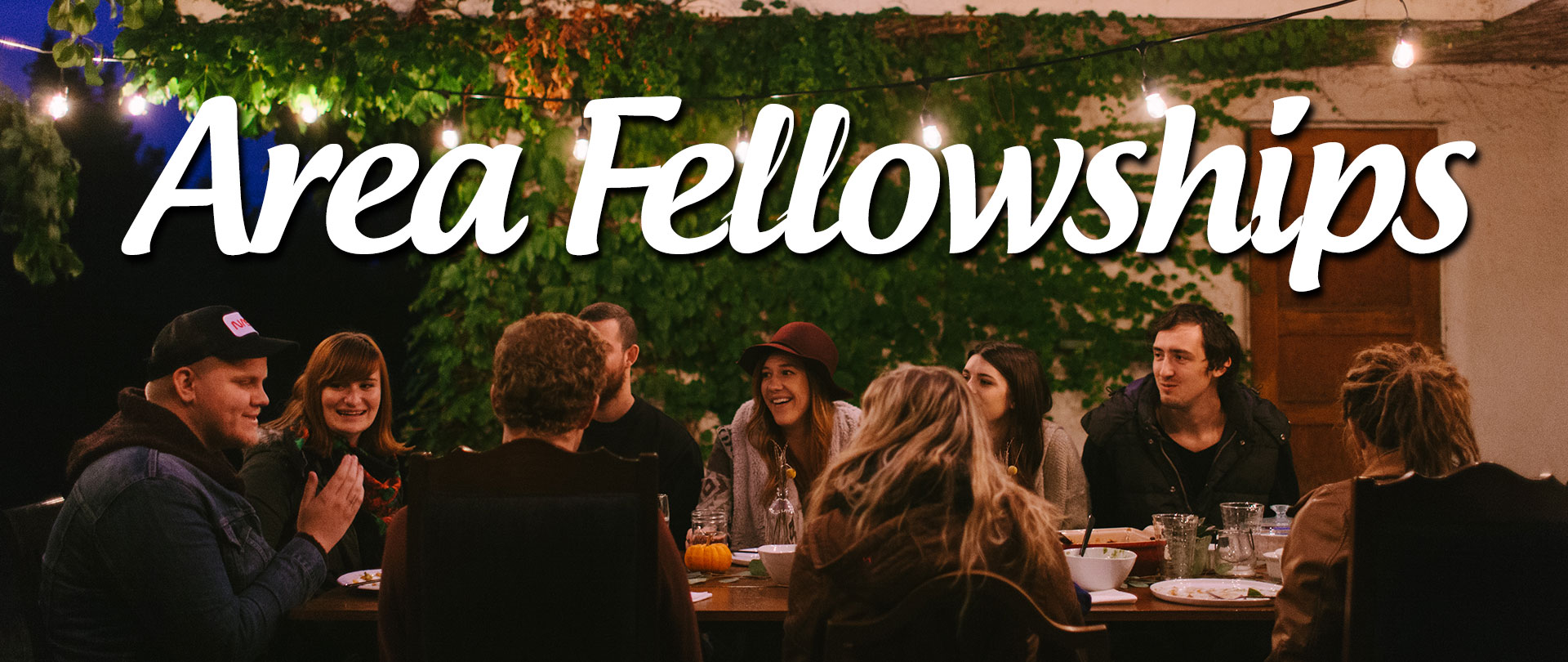 Area Fellowships Groups