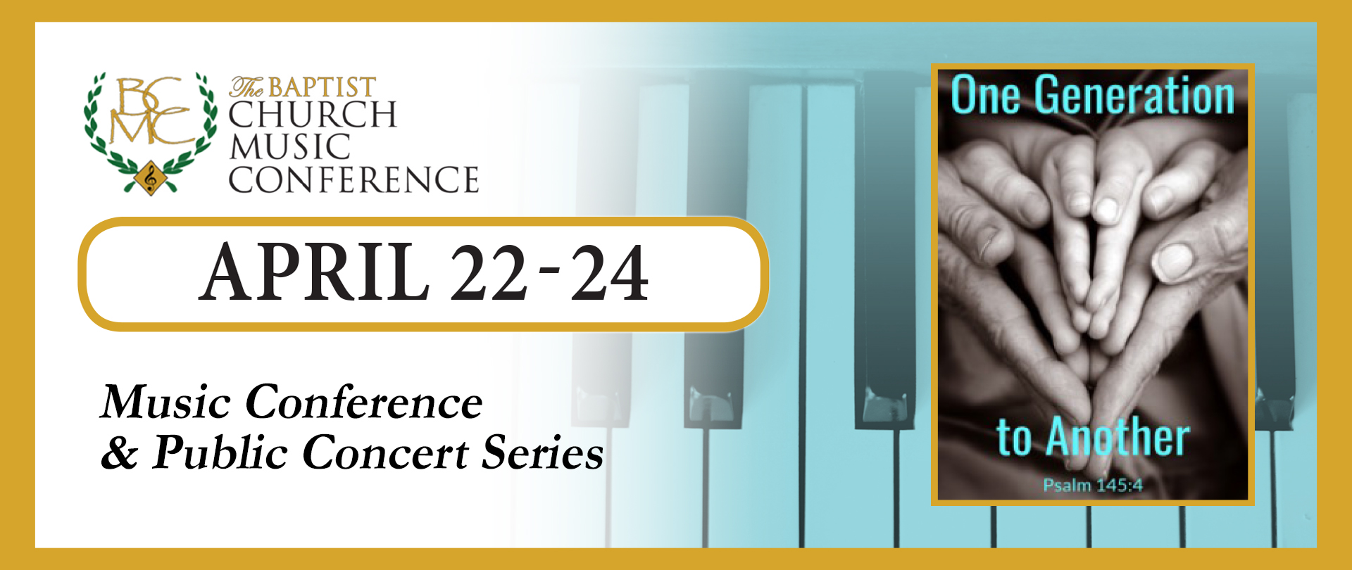 Baptist Church Music Conference