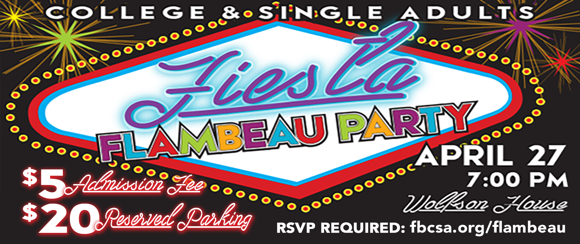 Fiesta Flambeau