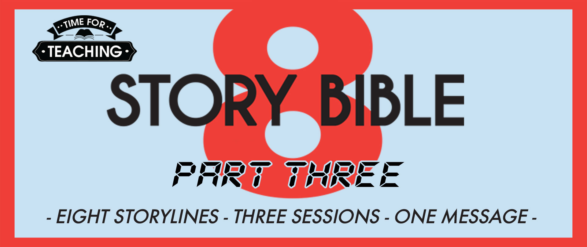 Time For Teaching