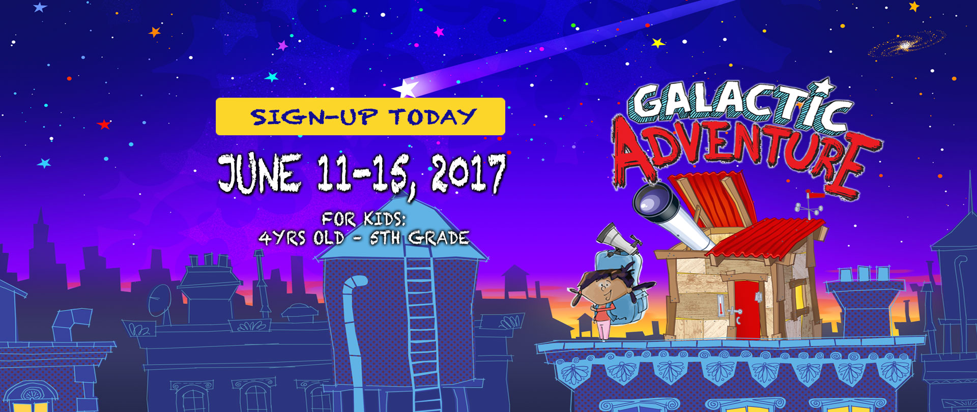 Galactic Adventure (VBS)