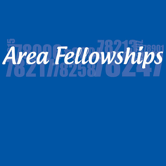 Area Fellowships Groups and Registration