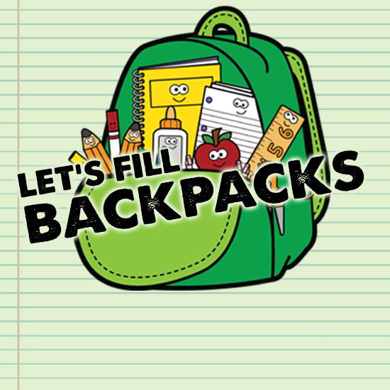 Community Missions Backpack