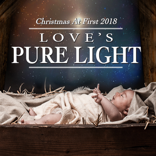 Christmas at First