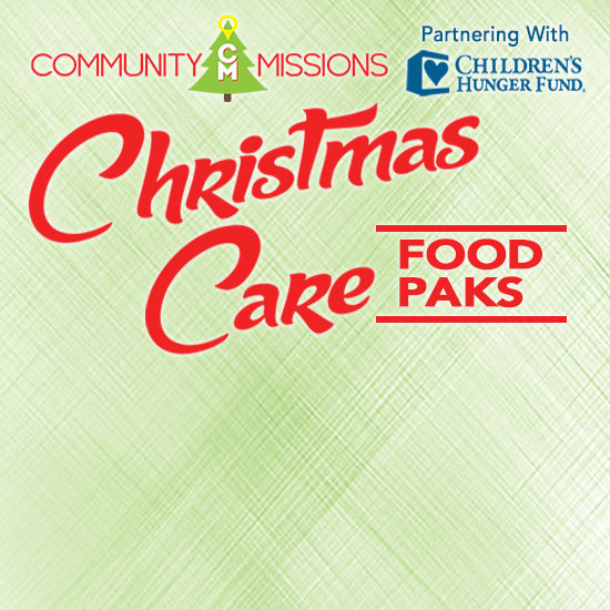 Community Missions Christmas