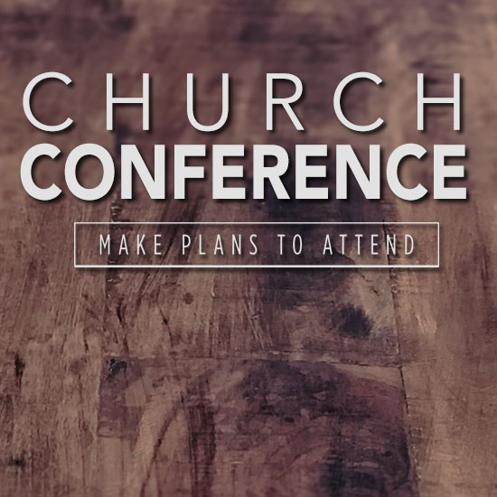 Outdoor Church Conference