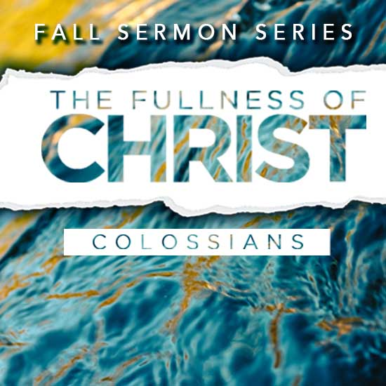 Fall Sermon Series